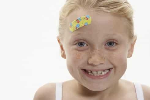 Splitsville: Honey, I Bruised The Kid