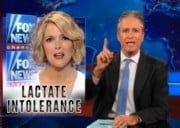 Jon Stewart Slams Megyn Kelly For Two-Faced Stance On Maternity Leave