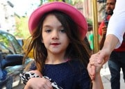 How Long Before The Press Starts Critiquing Suri Cruise�s Body?