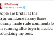 Bethenny Frankel Wears Heels, Moms Totally Judge Her