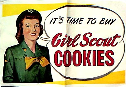 buy more girl scout cookies in response to transphobic