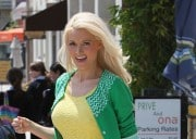 A Month After Announcing Giddy Adoption Plans, Holly Madison Reveals That She's Pregnant