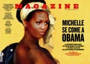 Spanish Magazine Degrades Michelle Obama With Topless Photoshop
