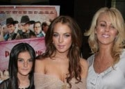 Watch Out For All The Flying Pigs! Dina Lohan Admits She Made A Mistake Letting Lindsay Lohan Be A Child Star