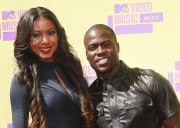 Kevin Hart Congratulates Snooki At VMAs By Saying Her Fiance 'Got Stuck'