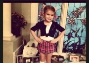 Something Wasn�t Right Here: Jamie Lynn�s Daughter Maddie Dresses Like Auntie Britney Spears For School