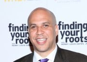 Real-Life Superhero Cory Booker Helps New Moms Through Hurricane Sandy