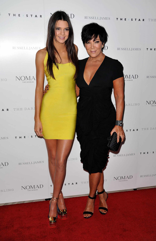 Kris & Kendall Jenner