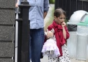 Katie Holmes Has Sort Of Renamed Suri Cruise