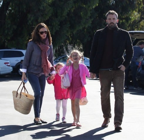 10 Pictures Proving Jennifer Garner & Ben Affleck Are The Most Normal Celebrity Parents On The Planet