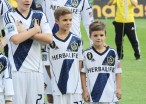 David Beckham And His Sons Wear Matching Uniforms In A Photo That I Will Use As My Christmas Card