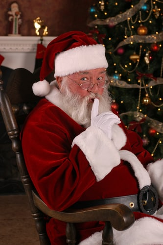 In Defense Of Lying To Your Child About Santa Claus Mommyish
