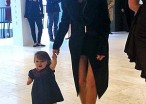 Harper Beckham Surprises All Of Us By Taking Her First Steps Not In Heels