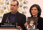 9-Year-Old Sandy Hook Survivor Chillingly Tells Parents 'You Promised You Would Protect Us'