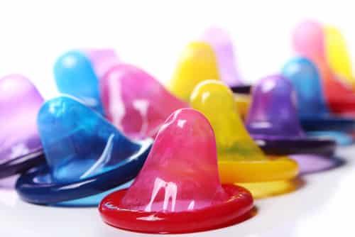 sex with condoms