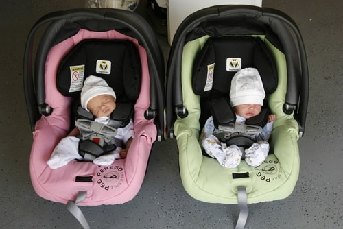 Travel With Twins, Having Twins, Twins Tips, Car Seats, Stroller,