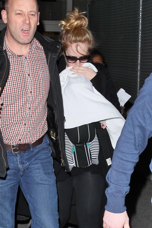 Adele baby