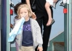 Vivienne Jolie-Pitt Made $3K/Week For Maleficent, Meanwhile Shiloh Jolie-Pitt Is Too Bored To Act