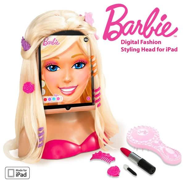 barbie make-up