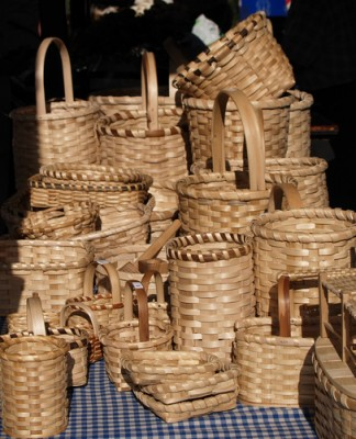 Huge Basket Purses