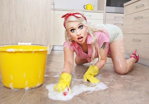 Women Obesity Housework Domestic Work Sexism Housewife