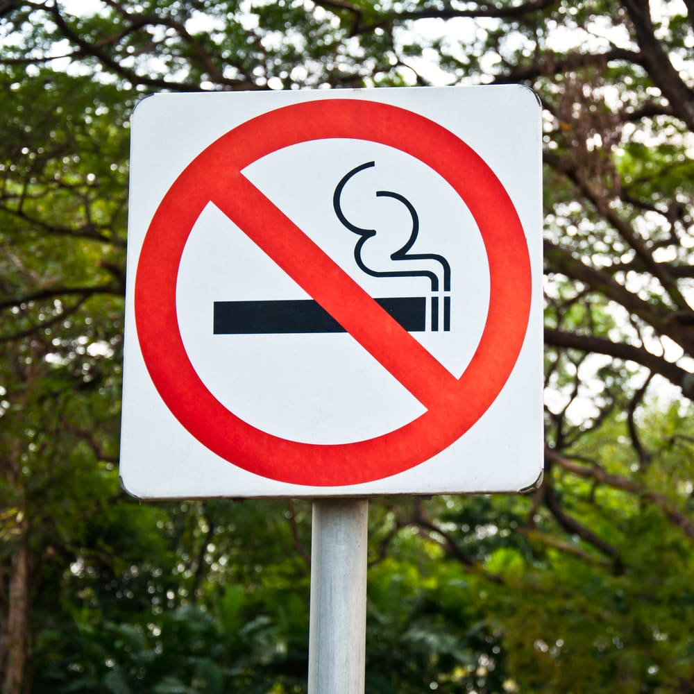 banning smoking at public places There are places where smoking should not be permitted at all, such as elevators, places where a specific fire hazard already exists, or areas occupied primarily by.