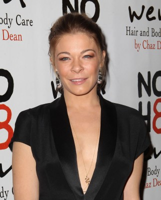 She calls up tabloids to give rambly interviews about LeAnn Rimes