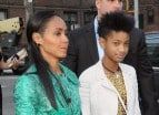 Willow Smith Keeps Quite The Lady Company At New York Fashion Week