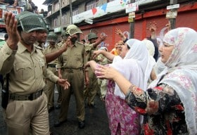 news kashmir riots 050810
