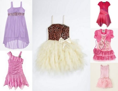 Easter Dresses Bring Out The Very Worst In Little Girl 'Kiddie Fashion'