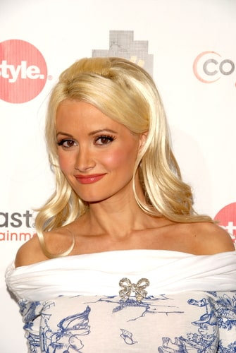 holly madison rainbow