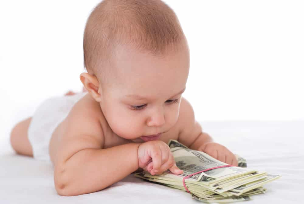 celebrity baby registries