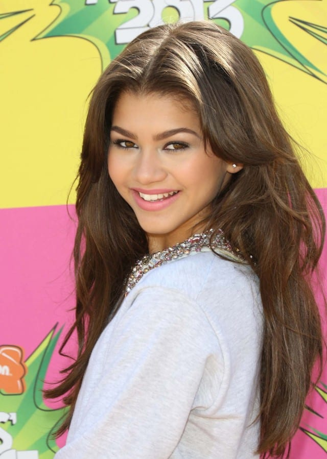 Zendaya Coleman Nickelodeon's 26th Annual Kids' Choice Awards