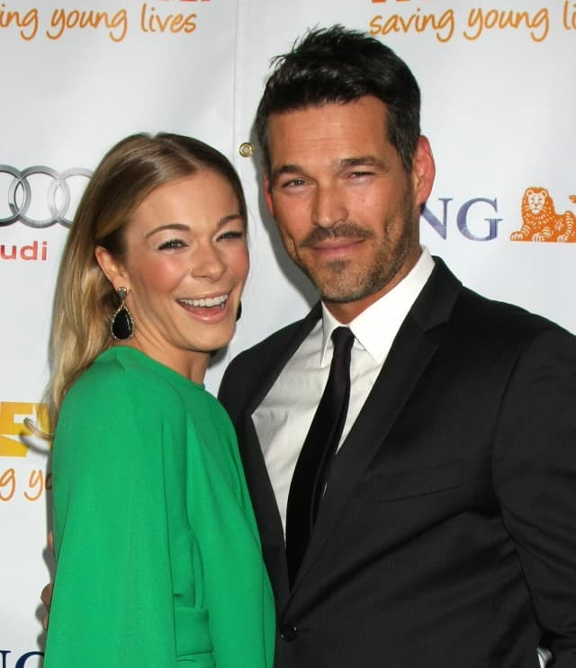 LeAnn Rimes and Eddie Cibrian The Trevor Project's 2011 Trevor Live! at The Hollywood Palladium - Arrivals Los Angeles, USA