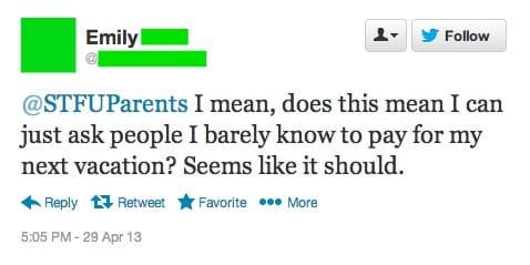 STFU Parents