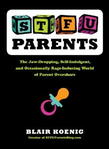 STFU parents new book