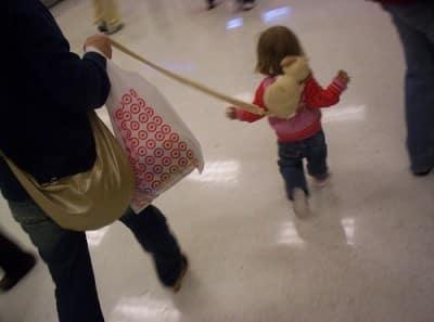 kid leash