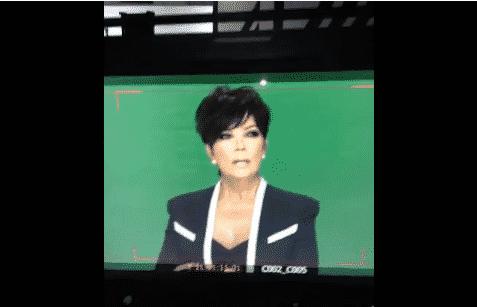Kirs Jenner QVC