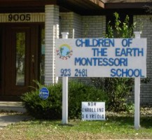 Montessori School Diaper