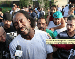 Charles Ramsey Domestic Abuser