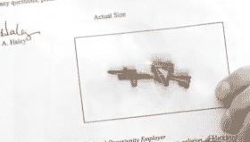 Kindergartner Given Detention For Tiny Lego Gun