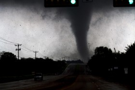 Texas Tornados Kill Six