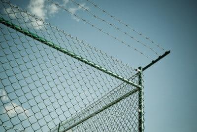 prision gates