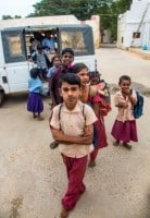 School Bus Driver In India Forced Kids To Watch Porn