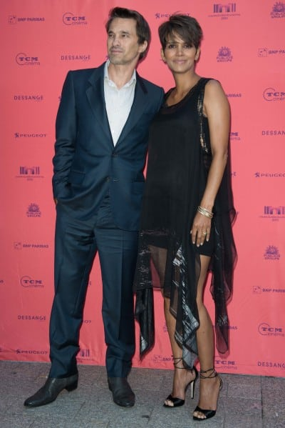 halle berry olivier martinez Champs-Elysees Film Festival 2013 - 'Toiles Enchantees' -