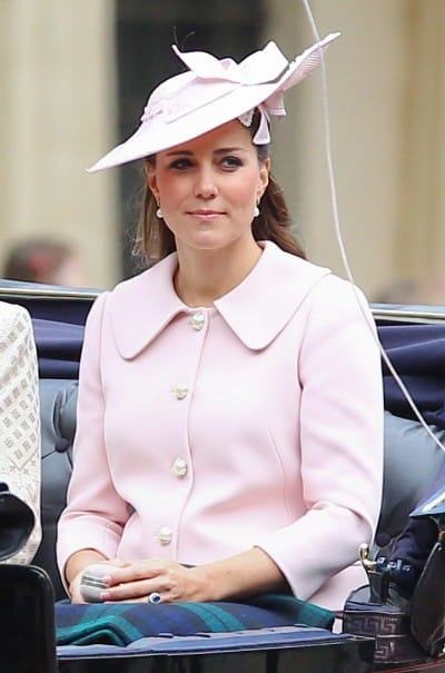 kate middleton Trooping the Colour 2013 - The Queen's Birthday Parade - Horse