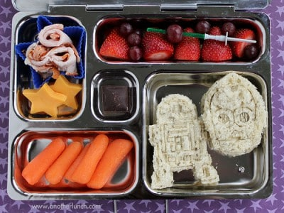 Star Wars Bento Lunch