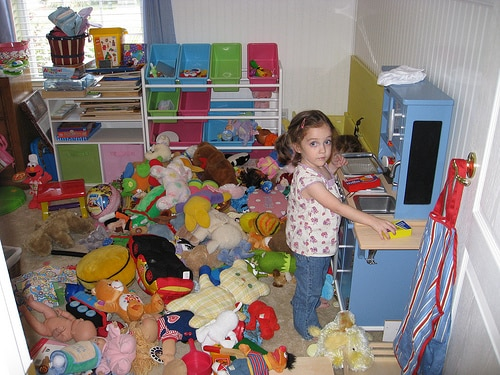 10 Reasons That Your House Is A Mess With Toddlers Mommyish