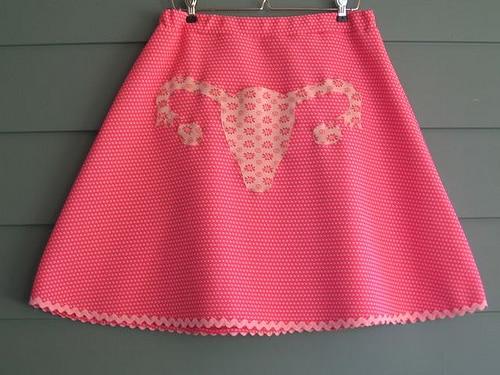 uterus skirt