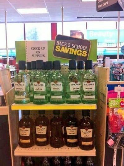 BTS Liquor